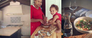 Ayesha Curry's Dreamy New Kitchen Will Inspire You to Rethink Yours