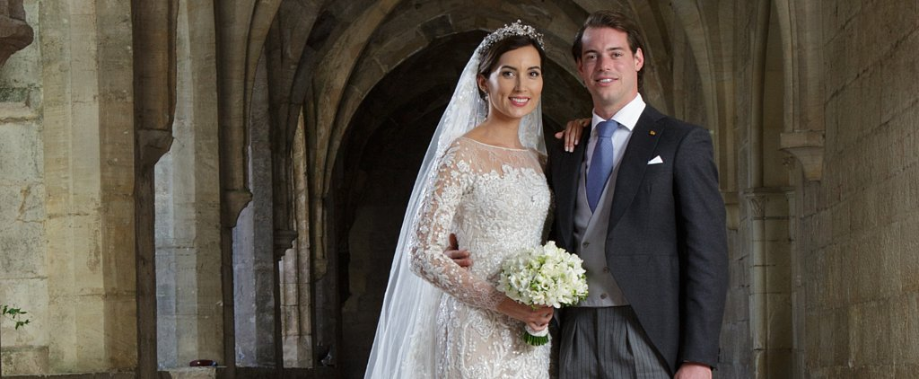 Kate Middleton Isn't the Only Princess With a Fairytale Wedding Gown