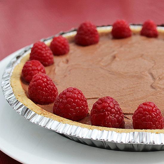 Three-Ingredient Chocolate Pie