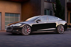 The Tesla Model S Is Apparently Better Than Perfect