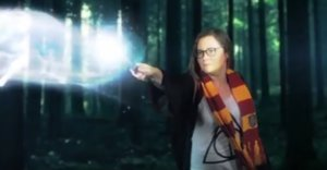 Couple Spoofs 'Harry Potter,' 'Star Wars' And More In Nerdtastic Pregnancy Announcement