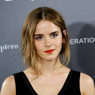 Emma Watson's Green Red Carpet Outfits