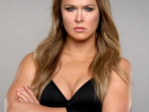 Watch Ronda Rousey's Fierce New Carl's Jr. Ad