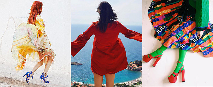 46 Stylish Outfits That Dare You to Ditch the Color Black