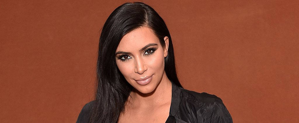 Kim Kardashian Ditches a Shirt in Her Latest Cover Shoot