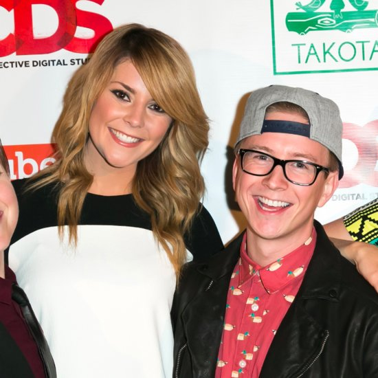 Grace Helbig and Tyler Oakley Just Got a Big Gig