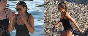 Sarah Jessica Parker's Impressive Beach Body Makes a Splash in Spain