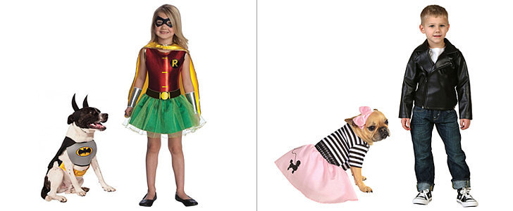 18 Halloween Costumes For the Perfect Pet and Kiddo Duo