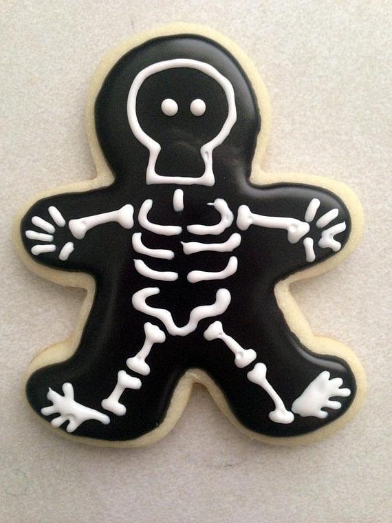 Mini  Halloween Cookies