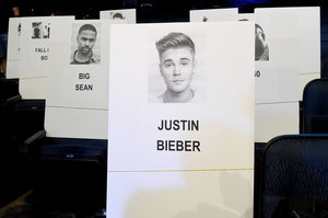 VMAs 2015 Seating Chart: Find Out Where Taylor Swift, Justin Bieber, and More Stars Are Sitting