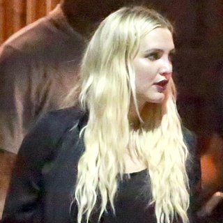 Ashlee Simpson After Giving Birth to Baby Girl