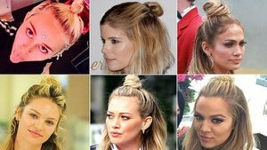 How to Master the Celeb-Loved 'Hun' Hairstyle