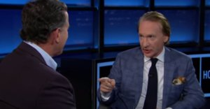 Bill Maher Calls Out Rick Santorum On Climate Change