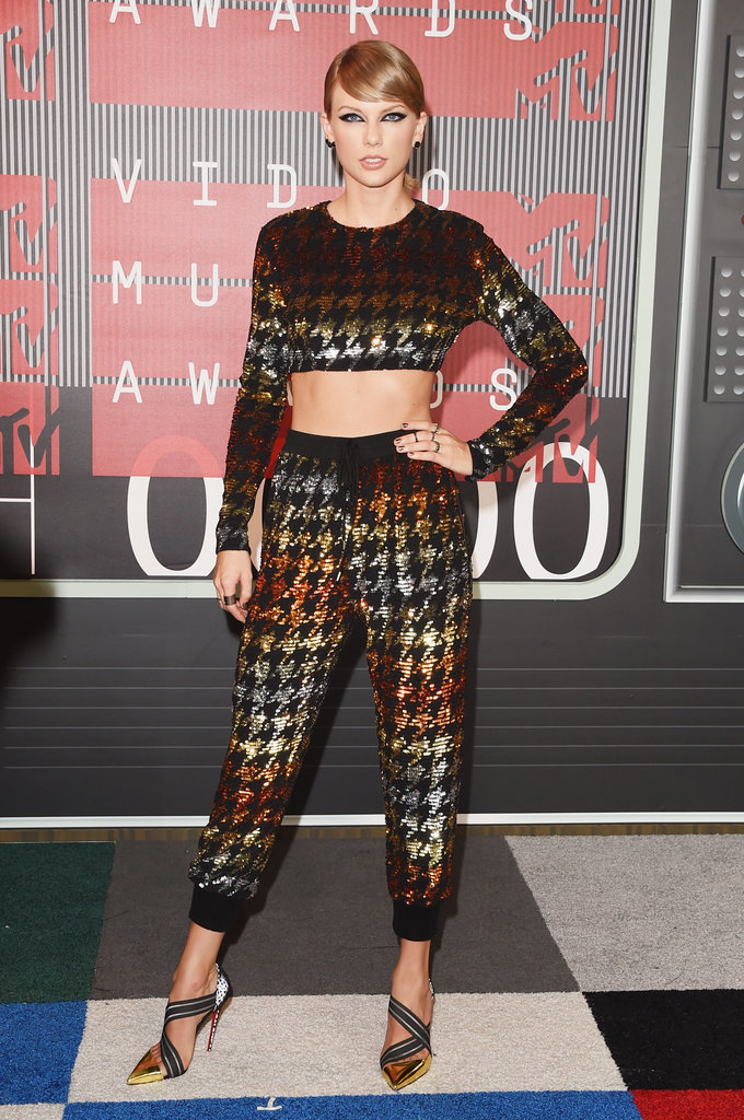 Taylor Swift Outfit at VMAs 2015 | POPSUGAR Fashion
