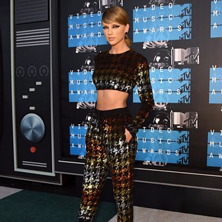 Celebrities on the Red Carpet at the MTV VMAs 2015