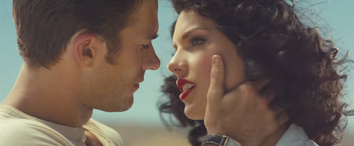 "Taylor Swift Lives Your ""Wildest Dreams"" in Her New Video, Starring Scott Eastwood"