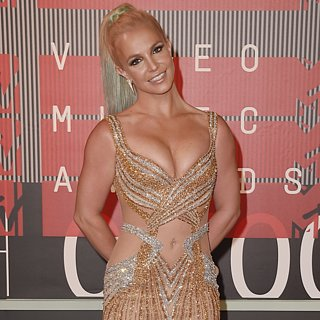 Britney Spears at the MTV VMAs 2015 Pictures