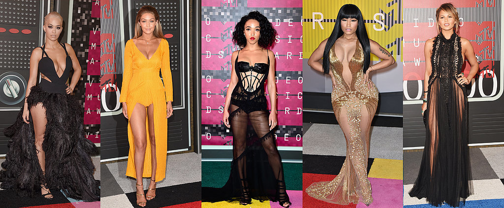 These Were Hands Down the Sexiest Looks at the VMAs
