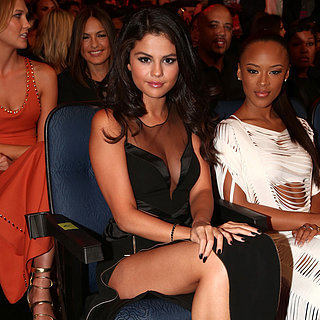 Selena Gomez Dress Change at VMAs 2015