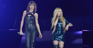 Taylor Swift's Duet With Avril Lavigne Is Wonderfully 'Complicated'