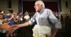 Bernie Sanders Defends Gun Control Record, Brags About D-Minus NRA Grade