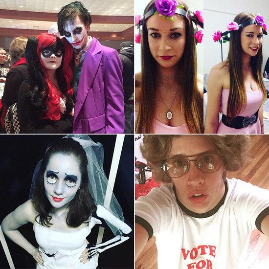 Simple Diy Halloween Costumes For Women