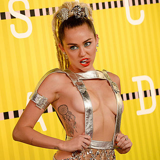 Miley Cyrus Outfit at 2015 MTV VMAs