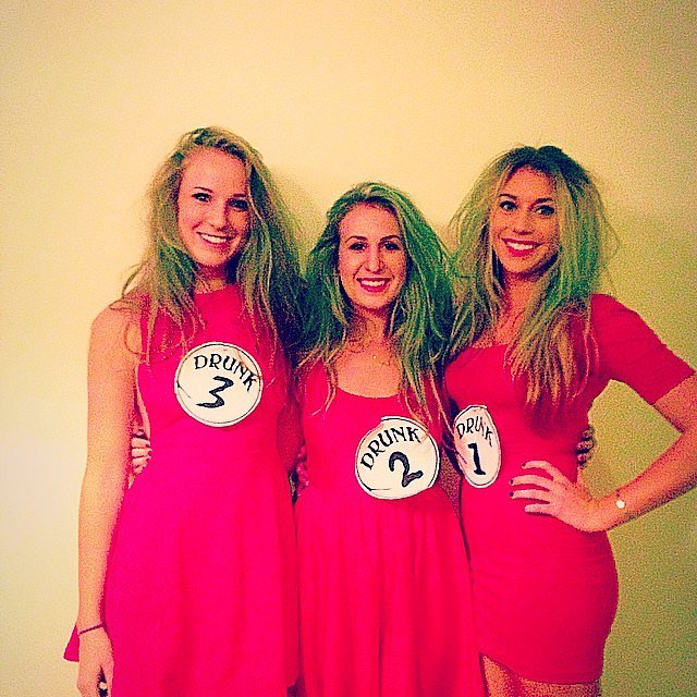 Thing 1, 2, and 3