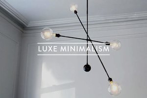 Table of Contents: Luxe Minimalism