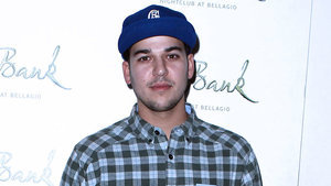PHOTO: Rob Kardashian Shares A Rare Selfie