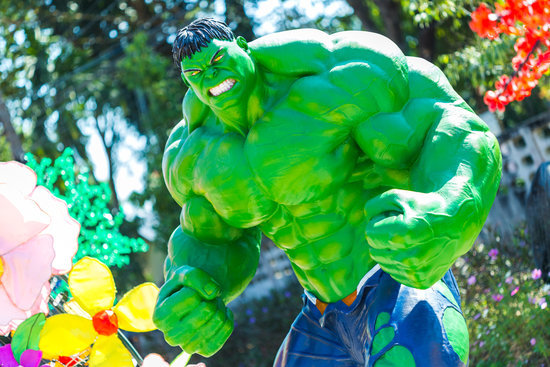 The Incredible Hulk Was Inspired By A Woman