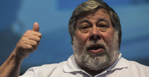 Apple Co-Founder Steve Wozniak Tweets Support For Bernie Sanders