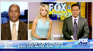 "Elisabeth Hasselbeck Wonders Why the #BlackLivesMatter Movement Hasn't Been Classified as a ""Hate Group"""