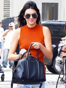 How Kendall Jenner Styles Ankle Boots Two Different Ways