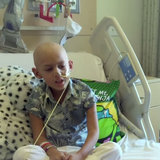 Watching This 7-Year-Old With Cancer Sing