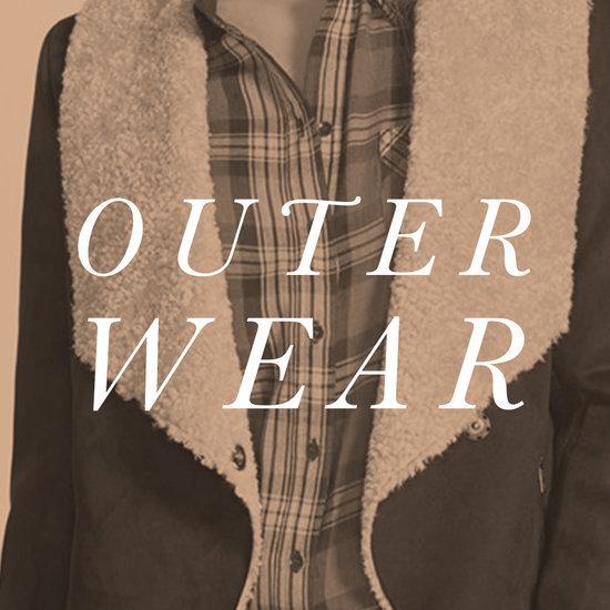 Fall Outerwear Shopping Guide
