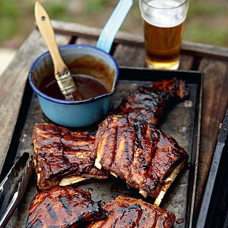 Tooheys Cookbook Sticky Barbecued Ribs