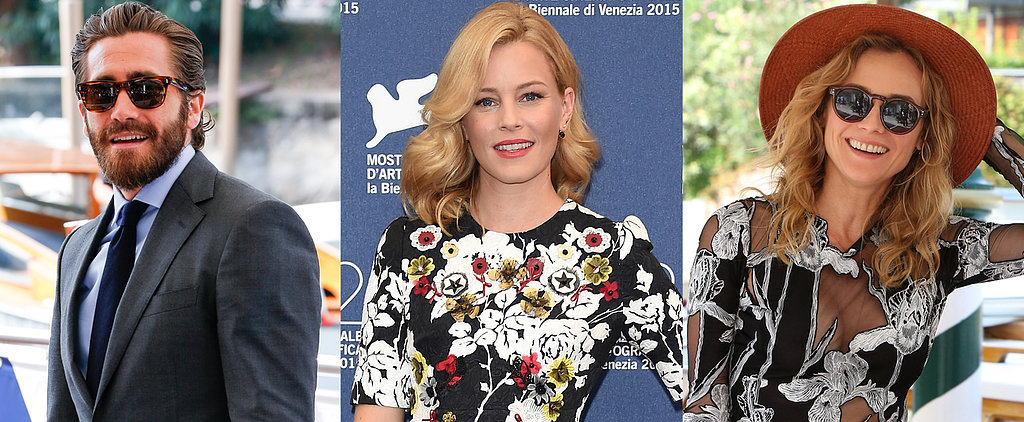 Stars Make Their Way Overseas For the Venice Film Festival!