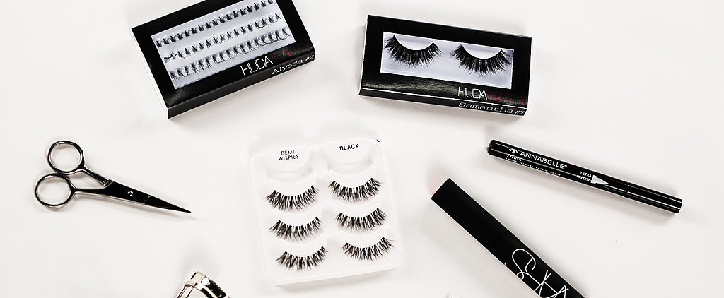 Love Faux Lashes? 14 Tricks You Need to Know