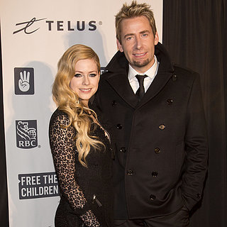 Avril Lavigne and Chad Kroeger Separate 2015