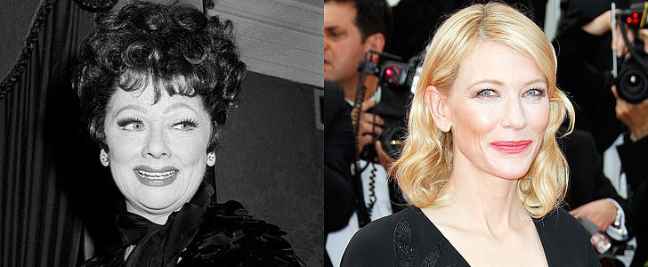 A Lucille Ball Biopic Is on the Way, and Cate Blanchett Is Starring!