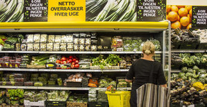 Danes Waste 104 Pounds Of Food Per Year. For Americans, It's 273.