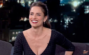 FROM EW: Amanda Peet Jokes That  Game of Thrones Death Ended Her Marriage