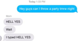 Kid Changes Shortcuts On Parents' Phones So They Can't Say 'No'