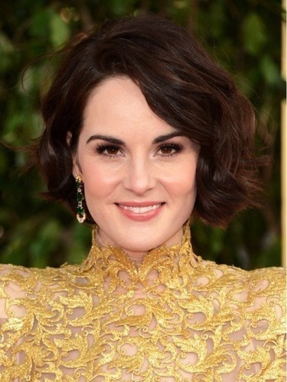 First Look: Michelle Dockery For Harper's Bazaar UK