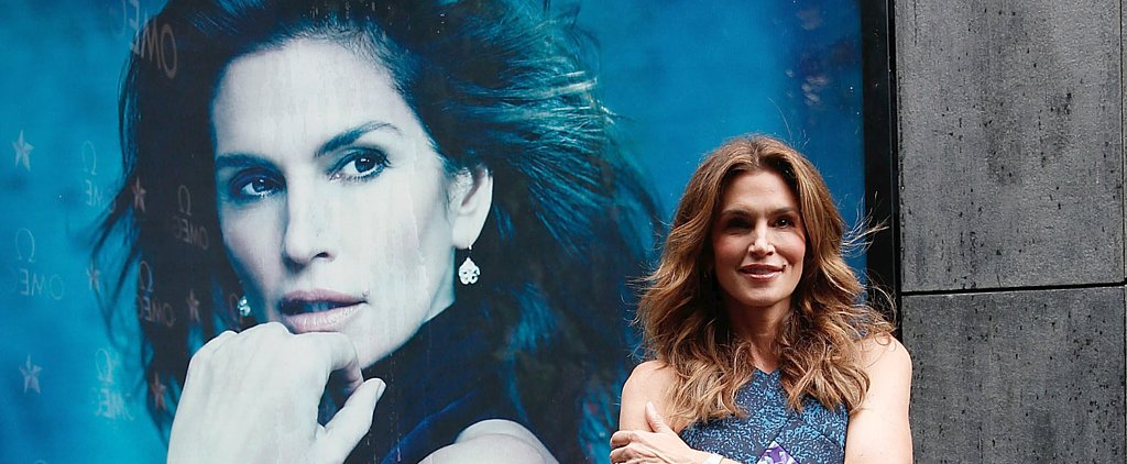 Cindy Crawford Reflects on Her Leaked-Photo Controversy