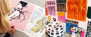 21 Fashion Illustrators to Follow on Instagram