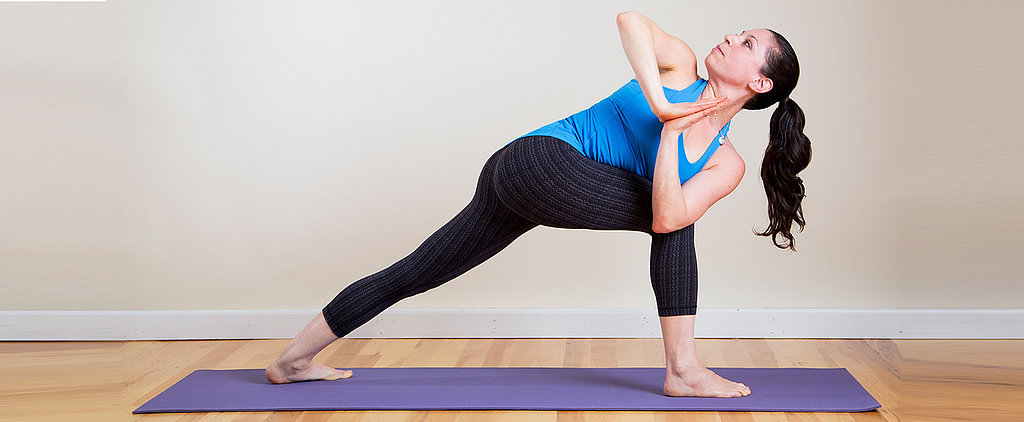 Start the Week Off With a Fire-Building Yoga Sequence and a Protein-Packed Dinner