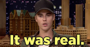 Justin Bieber Revealed Why He Cried At The VMAs