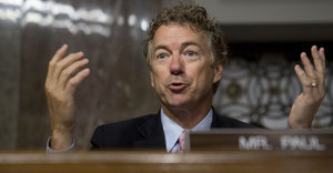 Rand Paul: Dick Cheney 'Wrong' About Almost Every Foreign Policy Decision